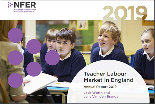 Job stress higher for teachers than other professions':