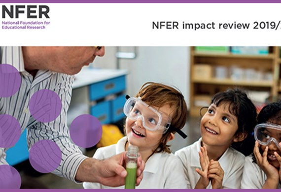 Image of NFER 2019/20 impact Review