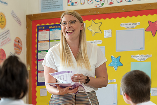 Job satisfaction and workload of teachers and senior leaders