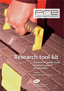 Research toolkit - Volume 1: The how-to guide from practical research for education