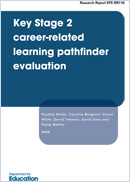 Key stage 2 career-related learning pathfinder evaluation