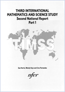 Third international mathematics and science study: Second national report part 1