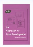 An approach to test development