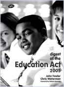Digest of the Education Act 2005