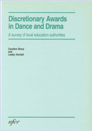 Discretionary awards in dance and drama: A survey of local education authorities