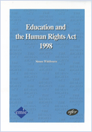 Education and the Human Rights Act 1998