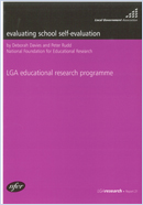Evaluating school self-evaluation