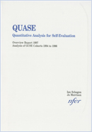 QUASE: Quantitative Analysis for Self-Evaluation. Overview Report 1997. Analysis of GCSE Cohorts 1994 to 1996.