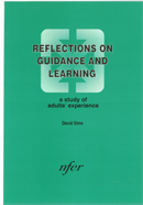 Reflections on guidance and learning: A study of adults' experiences
