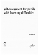 Self-assessment for pupils with learning difficulties