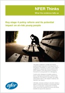 Key stage 4 policy reform and its potential impact on at-risk young people