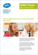 Careers guidance: If not an annual careers plan - then what?