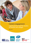 Careers engagement good practice brief