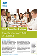 Twenty years of TIMSS in England