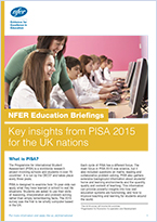 Key insights from PISA 2015 for the UK nations