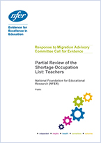 Response to Migration Advisory Committee call for evidence