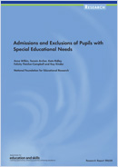 Admissions and exclusions of pupils with special educational needs