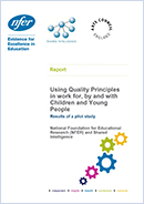 Quality Principles for work with Young People