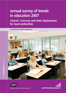 Schools' concerns and their implications for local authorities