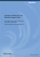 Evaluation of Behaviour and Education Support Teams