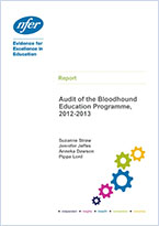 Audit of the Bloodhound Education Programme