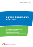 Careers coordinators in schools