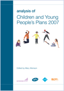 Analysis of Children and Young People's Plans 2007