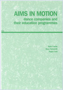 Aims in motion: Dance companies and their education programmes