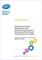 Case study report: Delivering 16-19 study programmes