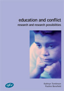 Education and conflict: Research and research possibilities
