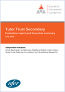 Tutor Trust Secondary