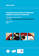 Locality-based working in integrated children's services in Scotland