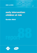 Early intervention: Children at risk