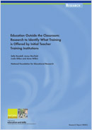 Education Outside the Classroom: Research to identify what training is offered by initial teacher training institutions