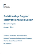 Relationship Support Interventions Evaluation