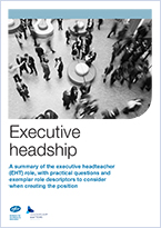 Executive headship