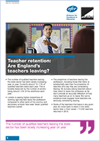 Teacher retention