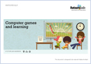 Computer games and learning handbook