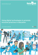 Using digital technologies to promote inclusive practices in education
