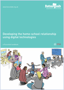 Developing the home-school relationship using digital technologies