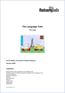 The Language Train: Trial report