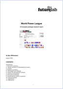 World Power League: A Futurelab prototype research report