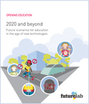 2020 and beyond: Future scenarios for education in the age of new technologies