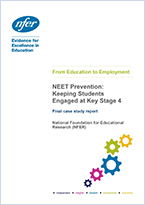 NEET prevention: Keeping students engaged at KS4