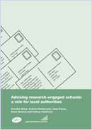 Advising research-engaged schools: A role for local authorities