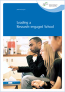 Leading a research-engaged school