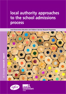 Local authority approaches to the school admissions process