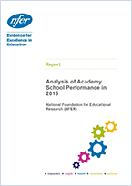 Analysis of Academy School Performance in 2015