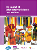 The impact of Safeguarding Children Peer Reviews