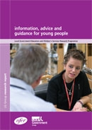 Information, advice and guidance for young people